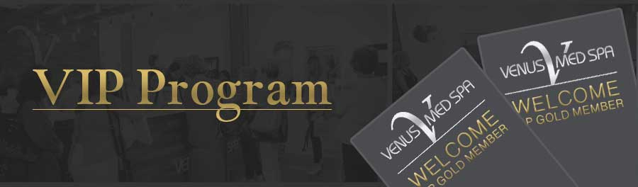 Venus Med Spa VIP Rewards Point Program